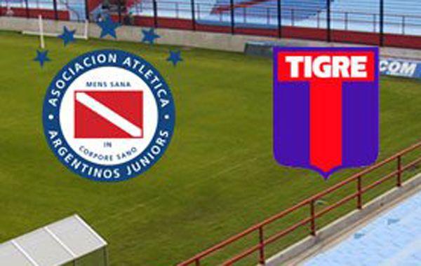 Agrentinos intentará reponerse ante Tigre de la goleada en Rafaela