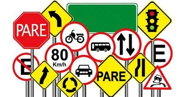 Atentos, conductores: las señales de tránsito menos conocidas