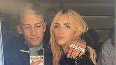 L-Gante y Lali Espósito se sacaron una fotos juntos y encendieron las redes sociales.
