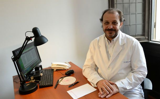 Preparados. Dardo Dorato asegura que Rosario está en condiciones de resolver la demanda de salud de la región.