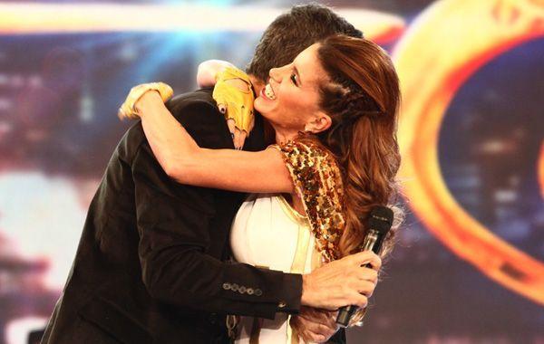 En diferentes medios comenzaron a decir que Florencia había renunciado a Bailando 2012 por las suspensión de su performance.