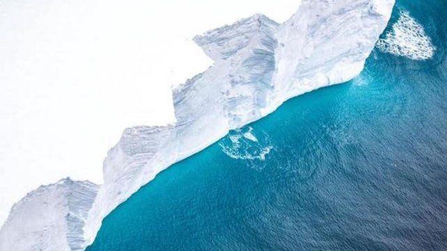 Se separó de la Antártida un iceberg que mide 24 veces la superficie de Rosario