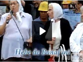 Hebe de Bonafini insultó a Susana Giménez por su reclamo de más seguridad