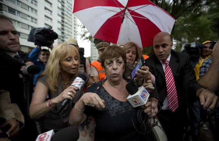 La fiscal Viviana Fein dijo que sintió maltrato cuando se refirieron a su trabajo.