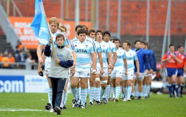 Los Pumas: Sin rosarinos desde el kick off