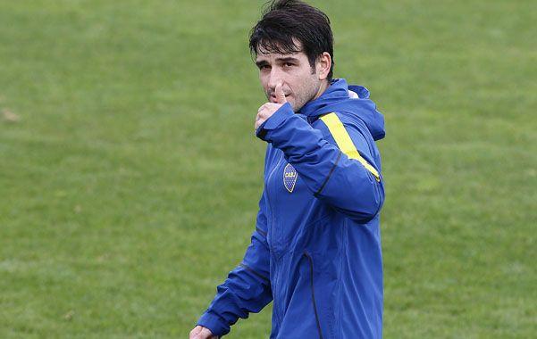 De regreso. El uruguayo Nicolás Lodeiro estará en la generación de juego.