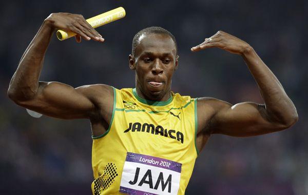 Bolt agiganta su leyenda con otro récord en el cierre