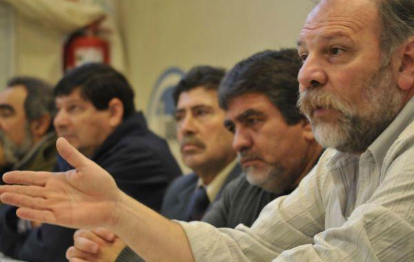 Conferencia. En Beltrán el secretario general de la CGT 17 de Octubre
