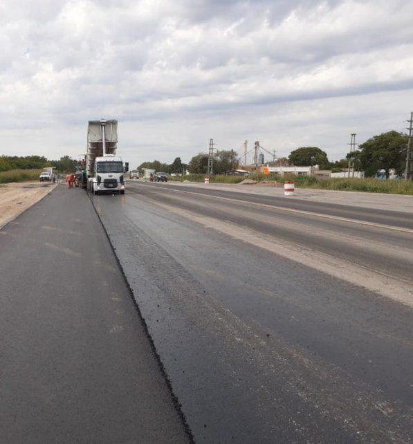 Sunchales. La autopista tiene una nueva avenida cuando atraviesa la ciudad.