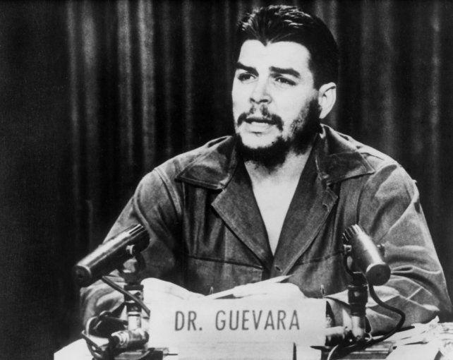 La llegada del Che a la Argentina