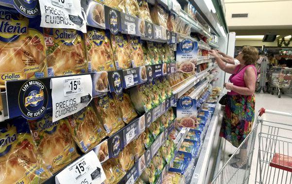 Inflación. Denunciaron que falta mercadería incluida en el convenio.