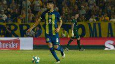 Joaquín Laso dejará de vestir la camiseta de Central.