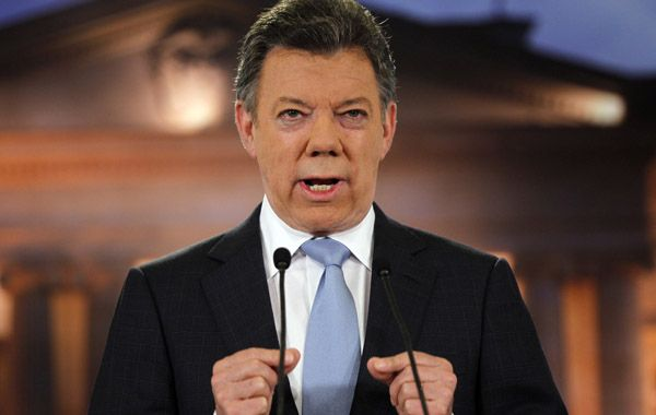Esa buena relación que tengo con Chávez ha sido buena para Venezuela y buena para Colombia