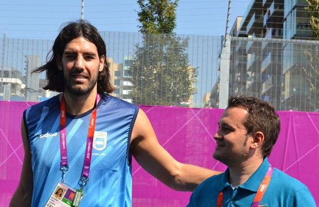 Un día en la villa olímpica