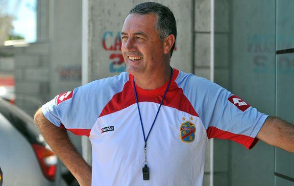 El entrenador había anunciado la semana pasada su decisión de no seguir en el club.