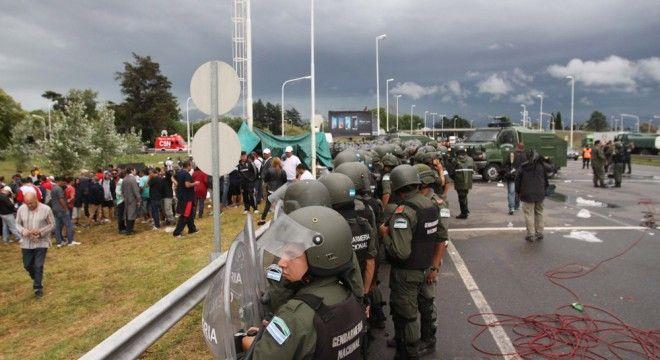El Partido Socialista (PS) expresó su rechazo al protocolo antipiquetes oficializado recientemente por la Nación.