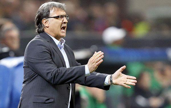 Martino no estaría de acuerdo con las funciones de Carlos Bilardo ni con la de Humbertito Grondona.