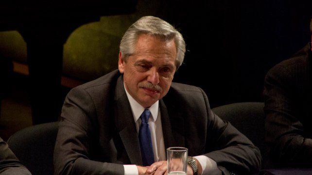 Vamos a perseguir al que aumente indebidamente los precios, dijo Alberto Fernández