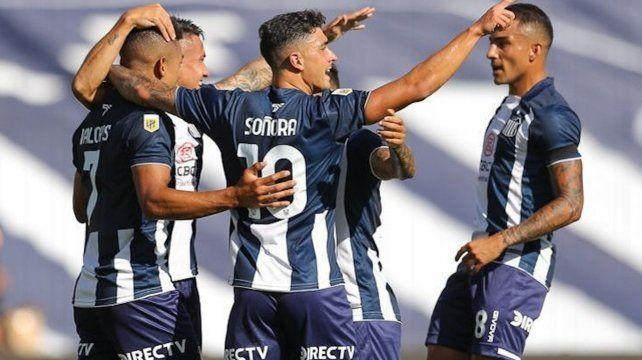 Talleres preservó el domingo pasado una buena cantidad de sus jugadores titulares.