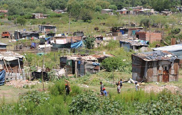 Desigualdad. La UCA detectó un aumento de la pobreza en 2013. (foto: Silvina Salinas)