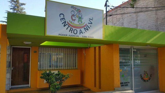 Sede del Centro de Abordaje Integral de Niños
