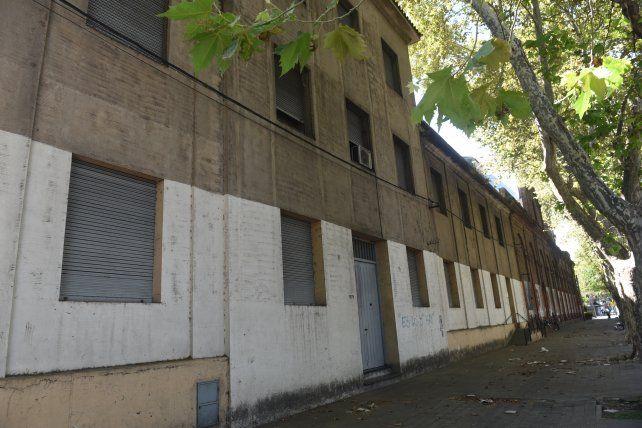 La escuela San Francisco Solano