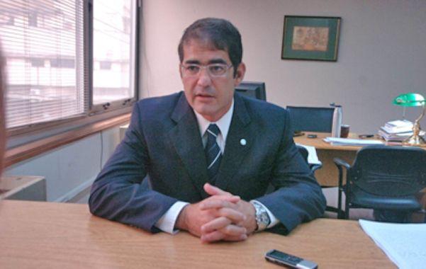 Acusador. El fiscal federal Martín Suárez Faisal presentará su alegato contra los procesados el martes próximo.