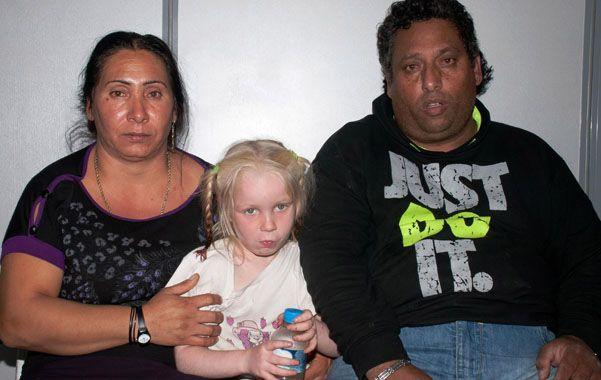 Sospechados. Pruebas de ADN mostraron que la niña no es de la pareja.