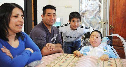 Iván: el nene que vivió casi 10 años en el Hospital Vilela