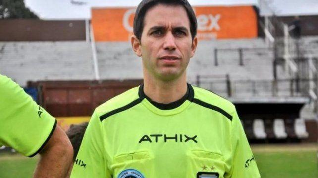 El árbitro que está detenido ya estuvo implicado en un escándalo por abusos en las inferiores de Independiente.