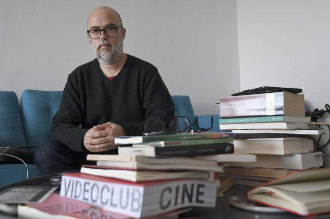 Director. Santiago Loza tiene un amplio recorrido en el plano audiovisual