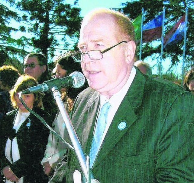 cuestionado. Gianetti fue jefe comunal en el período de 2011 a 2013.