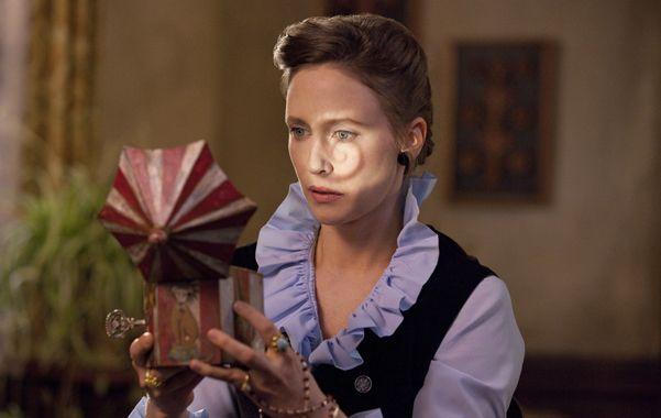 Siniestro. Vera Farmiga interpreta a Lorraine Warren