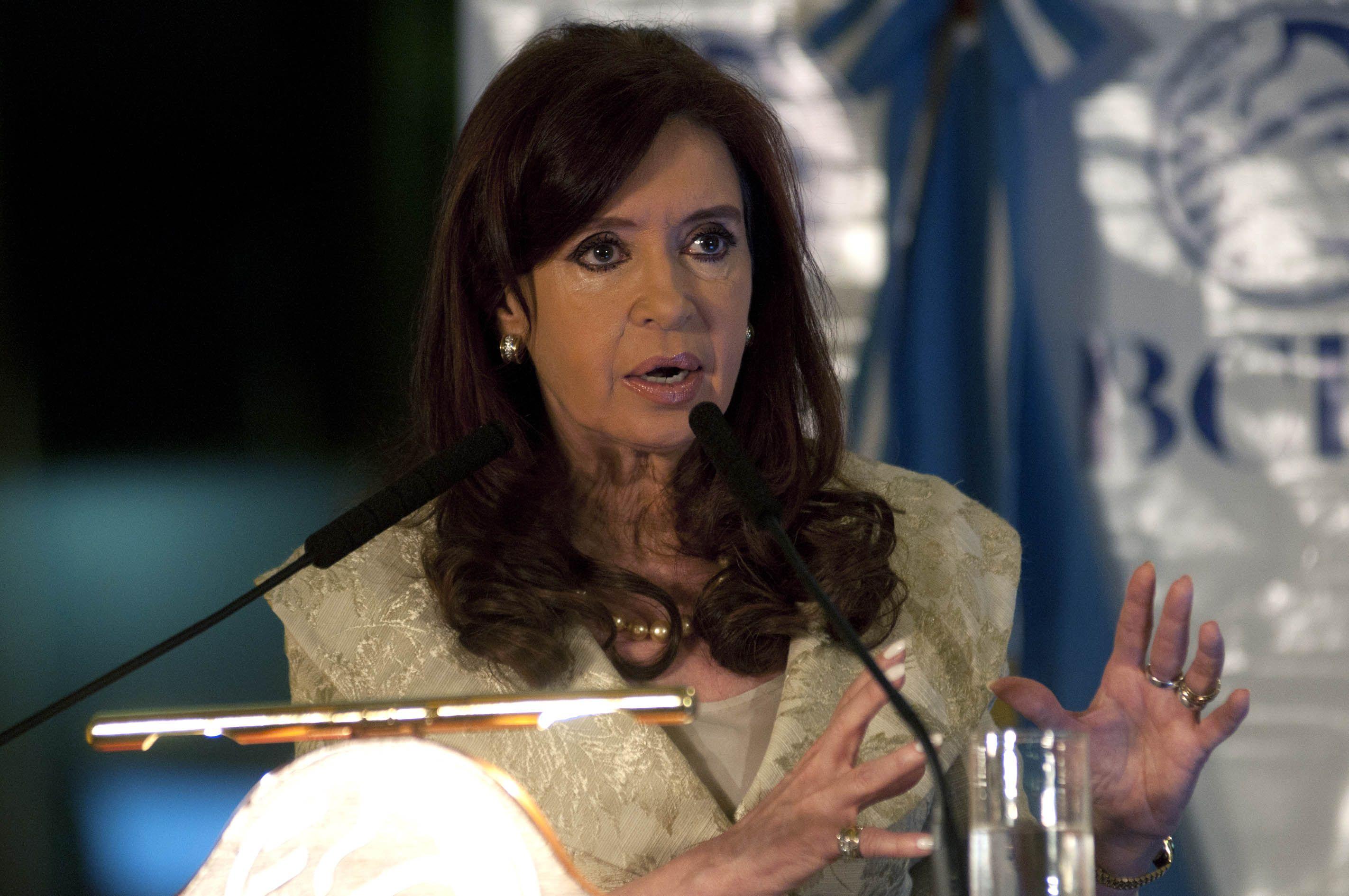 Cristina: Estamos ante la oportunidad de lograr un mercado de capitales propio