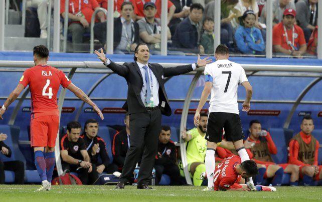 Pizzi:  Nos vamos vacíos de energía, llenos de gloria pero sin la Copa