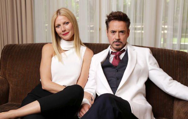 Paltrow y Downey Jr. se conocieron en 1990 en un festival de cine. El era muy salvaje y yo muy inocente