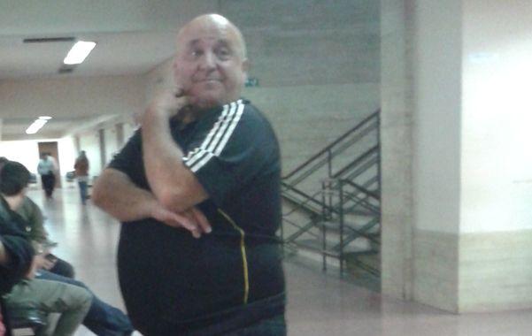 En tribunales. Francisco Lapiana fue procesado en febrero.