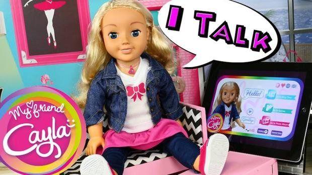 Alemania prohibió la venta de Cayla, la muñeca que puede realizar espionaje
