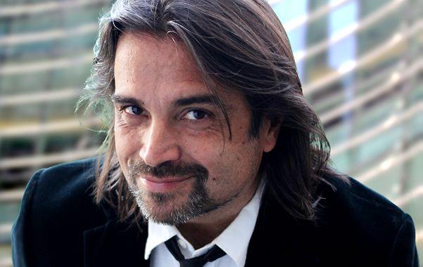 """El sello rosarino. Fabián Gallardo dijo que """"Babel"""" tiene canciones con giros armónicos que no quiere evitar."""