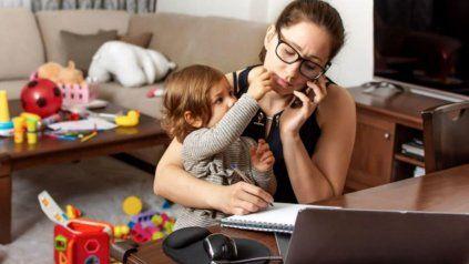 Ansés ya reconoce años de aportes a las mujeres por tareas de cuidado.