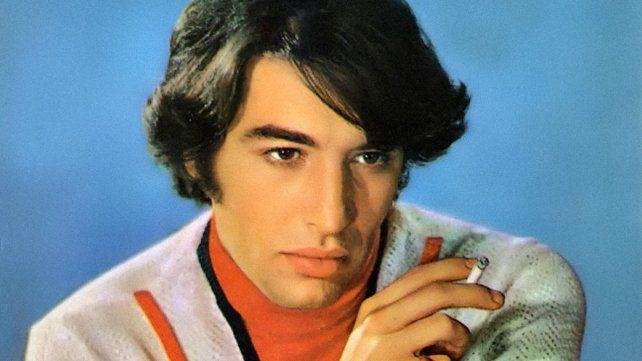 Galán. La imagen de Sandro en los años 70 fue un ícono de la época