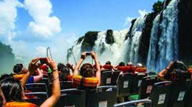 El mayor ingreso de turistas extranjeros desde 2016