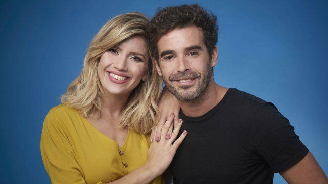 Fernández y Cabré están felices