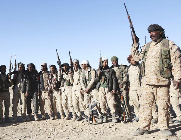 Guerra sin fin. Milicianos de las Fuerzas Democráticas Sirias