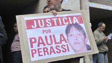 Alberto Perassi se puso al frente de todos los reclamos por su hija.