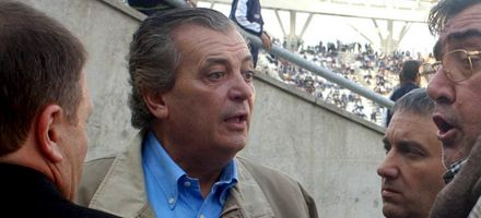Falleció el presidente de Boca, Pedro Pompilio, a causa de un infarto