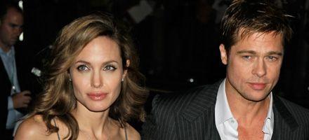 Angelina Jolie espera mellizos, según medios estadounidenses
