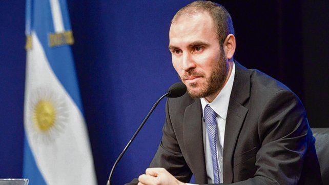 Guzmán. El ministro habló sobre la propuesta a los acreedores.-