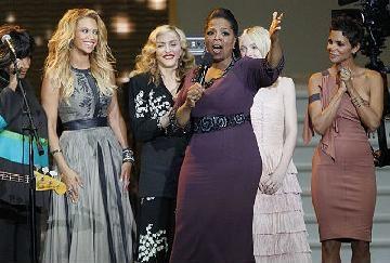 Oprah se despidió con todos
