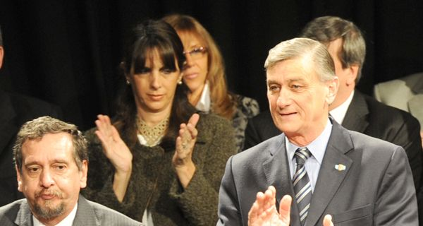 María Eugenia Bielsa dijo que Binner le dio a la presidenta un recibimiento descortés